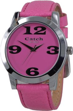 Catch....upcoming brand in fashion watches
