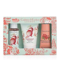 Crabtree  Evelyn Little Luxury Set Pomegranate ** You can get more details by clicking on the image.