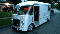 My recent acquisition....1961 Grumman Kurbside Delivery with Ford running gear.