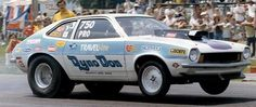 Ford Pinto -Vintage Drag Racing - Pro Stock - Dyno Don
