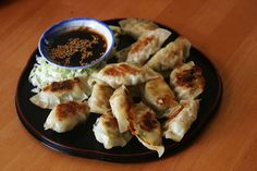 Recipe: Mandu (Korean Potstickers) okay I think I'm done with the bread spam, now it might be korean food...