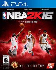 The NBA 2K franchise is back with the most true-to-life NBA experience to date with NBA 2K16. Guide your MyPLAYER through the complete NBA journey, take control of an entire NBA franchise, or hone your skills online competing against gamers from around the world. With animations that provide smoother movement and more realistic articulation, it's certain to be the most authentic NBA gaming experience yet.