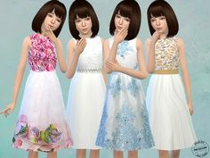 Sims 4 CC's - The Best: Clothing by Fritzi.Lein