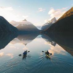 take me here! #adventure #kayak