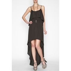 BCBGMAXAZRIA - SHOP BY CATEGORY: DRESSES: VIEW ALL: BCBGENERATION OVERLAY DRESS