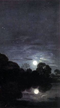 Adam Elsheimer. Flight into Egypt, c. 1609