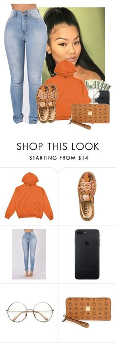 """""""12.27.16"""" by heavensincere ❤ liked on Polyvore featuring Puma and MCM"""