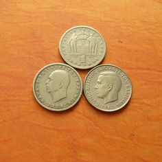 EXTRA EXTRA  FINE!!!!C GREECE  30 Drachme 1963 Silver VERY GOOD PRICE!!!!