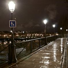 Paris in the rain, the seine, sometimes i love rainy days
