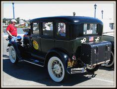 1929 Ford Model A Sedan | 1929 Ford Model A Fordor Sedan '3X 39 45' 03 | Flickr - Photo Sharing!