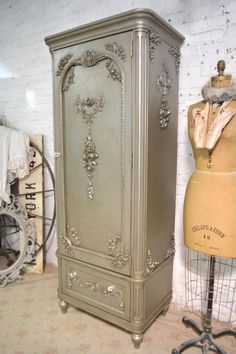 a beautiful romantic french armoire for your cottage home this is a brand new piece