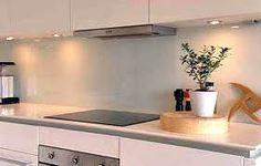 Keittiön välitilan lasi Home Decor, Kitchen, Home, Decor
