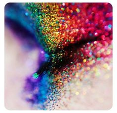 Glitter Explosion, Live Life www.cocktailrevolution.com.au #schweppes #colourfun #glitter