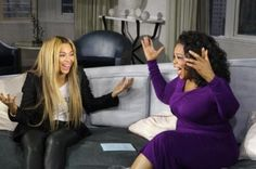Beyoncé sat down with Oprah Winfrey chatted on camera for the first time since 2008 for a special Oprah's Next Chapter…if you missed it w have it right here RIGHT NOW!