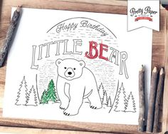 Fairy Tale Lumberjack Coloring Page Vector Image On