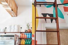 Never Coffee In Portland Is An Aesthetic Dream Of Modern Design – Bar Stools Furniture Clean Design, Modern Design, Restaurant Kitchen Equipment, Coffee Lab, Coffee Shop Design, Design Language, Modern Spaces, Modern Minimalist, Portland