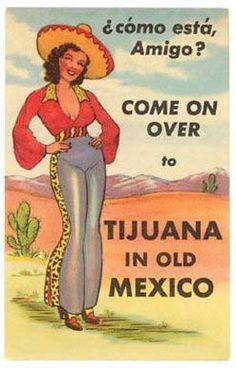 poster mexico tijuana