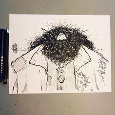 Skottie Young: Hagrid
