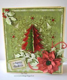 Christmas Create a card