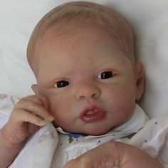 Reborn Baby Sold Out Esme/Laura Lee Eagles a Polly's Perfect Baby