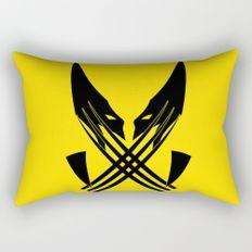 Wolferin Rectangular Pillow