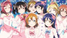 Love Live! School Idol Project GIF