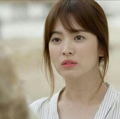 Song Hye Kyo Style, Korean Bangs, Hairstyles For Gowns, Song Joon Ki, Hair Styles 2016, Korean Actresses, Korean Celebrities, Korean Beauty, Hair Designs