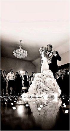 Fotos que não podem faltar - Primeira Dança