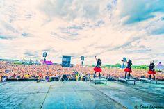 BABYMETAL at Reading Festival 2015