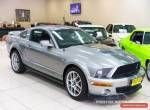 2007 Ford Mustang GT Grey Manual M Coupe