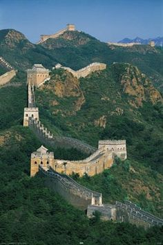 Great Wall of China (another place I've been to but would love to return to someday)