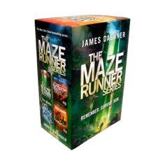 Livro - The Maze Runner Series