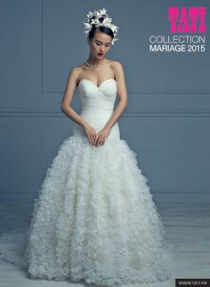 Robe de mariage Demetrios Platinum 2016  { Robes de mariée ...