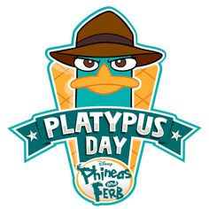 Image result for perry the platypus craft