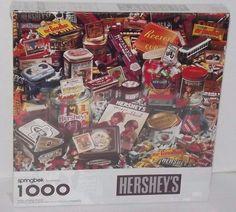 Springbok 100 piece HERSHEY'S puzzle #Springbok