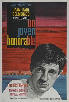 Argentinian poster for MAGNET OF DOOM / L'AÎNÉ DES FERCHAUX (Jean-Pierre Melville, France, 1963)  Artist: unknown  Poster source: Heritage Auctions.