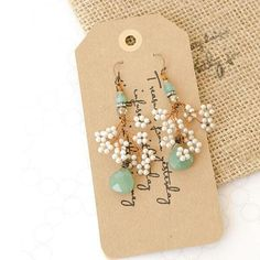 Labels:way to pic & sell one earrings