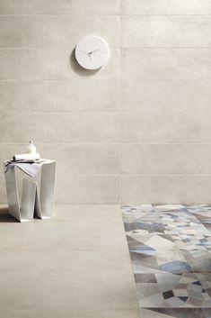 Ceramiche Caesar | ONE, gres porcellanato effetto cotto cemento