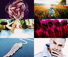 The Bone Season, Paige, Warden, poppies, Samantha Shannon