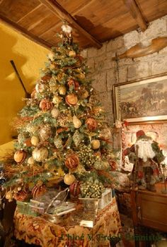 Home Decorated in Sutri, Viterbo
