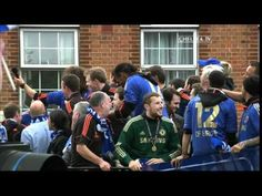 Chelsea FC - Champions League Parade - so proud of my boys