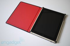Dodocase iPad Case: There are a lot of book-styled iPad cases, but this is the first I've seen that looks practical for quick-access use (e.g. on the metro)