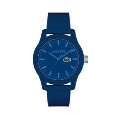 LACOSTE Unisex Lacoste.12.12 Blue Watch - Blueblue. #lacoste #all