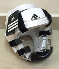 Adidas mask for face protection Taekwondo, Karate and outhers
