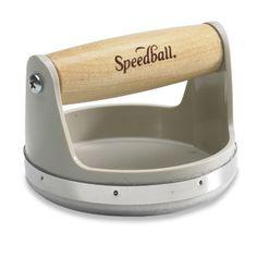 "Speedball Block Printing Baren, 4"""