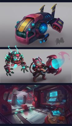 Other concepts by lepyoshka