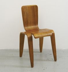 Neil #Morris #Bambi Chair designed in 1963. Won many design awards and is a valued #collector item today