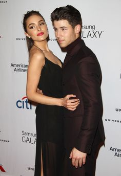 Nick Jonas, Olivia Culpo, Austin Mahone, Alexander Ludwig, Zendaya And More Attend Universal Music Group Grammy After Party - http://oceanup.com/2015/02/09/nick-jonas-olivia-culpo-austin-mahone-alexander-ludwig-zendaya-and-more-attend-universal-music-group-grammy-after-party/