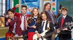 """NickALive!: Sneak-Peeks From The First Episode Of """"School of Rock"""", """"Come Together"""", Premiering 3/12 On Nickelodeon USA"""