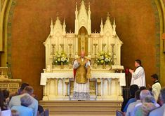 The Seven Turns in the Traditional Mass